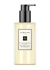 Nectarine Blossom & Honey Body & Hand Wash